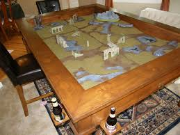 Game Tables Furniture A Custom Made Made In Colorado Gaming Table Is The Perfect Gift