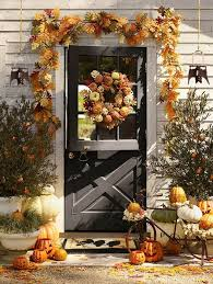 Outside Entryway Decor 129 Best Decorate Your Home For Fall Images On Pinterest Pottery