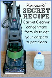 Best Stain Remover Clothes The Best Ever Homemade Carpet Cleaning Solution