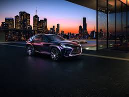 prix lexus crossover lexus ux concept officially unveiled previews sub nx crossover