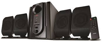 intex 5 1 home theater speaker system intex it 2616suf os 4 1 computer multimedia speakers at rs 1399
