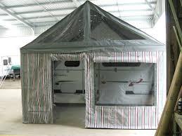 Annex For Caravan Awning Jayco Basestation Rear Annexe Basestation Annexes Toy Hauler