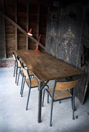 Industrial Kitchen Table Furniture Industrial Dining Table Square
