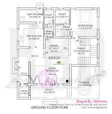 india house design with free floor plan kerala home 500 sq ft house plans in kerala or elegant front elevation designs