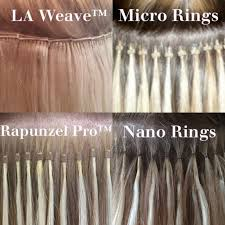 la hair extensions micro ring link hair extensions cardiff rapunzel hair extensions