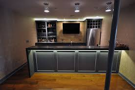 Basement Walkouts - finished basement basement remodeling home theater home renovation