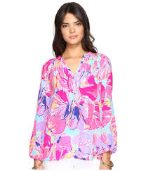 Swell Lilly Pulitzer by Lilly Pulitzer Elsa Top In Pink Lyst