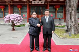 how kim jong un s surprise china visit strengthens his hand in