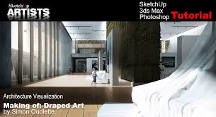 sketchup and 3ds max sketchup 3d rendering tutorials by