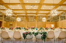 picture of fabulous spring wedding reception decor ideas