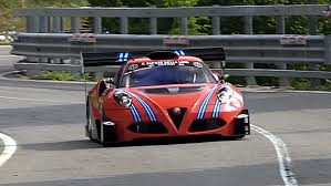 vintage alfa romeo race cars check out this frankenstein alfa romeo 4c race car