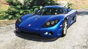 koenigsegg illinois koenigsegg ccx 2006 autovista v2 0 replace for gta 5