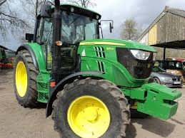 11026848 john deere 6115m 2013 farm machinery
