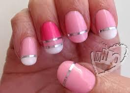 pink gel nails designs choice image nail art designs