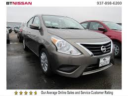 nissan versa sedan 2016 new 2017 nissan versa sedan sv 4dr car in vandalia n17073 beau