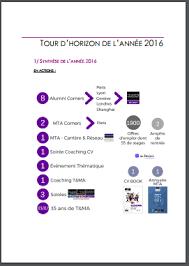 8 bureau des diplomes rapport d activité t ma 2016 télécom management alumni