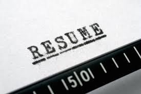 What Is Chronological Resume Resume Types Chronological Functional Combination