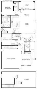 pardee homes floor plans elara plan 3ar inland empire pardee homes pinterest