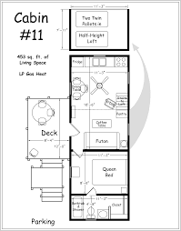 apartments cabin floor plans with loft one room log cabin plans