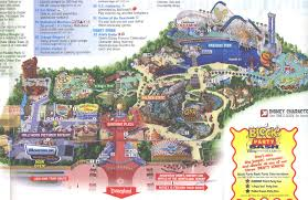 Disney Map Disney California Adventure Map Throughout 2017 Kemerovo Me