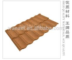Flat Concrete Roof Tile 1340 420mm Terracotta Red Roof Tile Flat Concrete Roof Tile