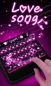 keyboard themes for android free download love song go keyboard theme free android keyboard download appraw
