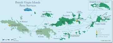 map of bvi and usvi preparing to go