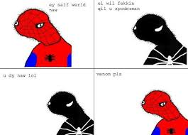 Spoderman Memes - list of synonyms and antonyms of the word spoderman jokes