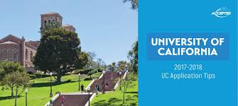 how to ace your university of california application accepted