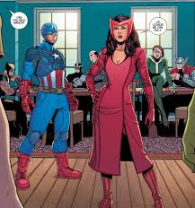 scarlet witch costume comics amph