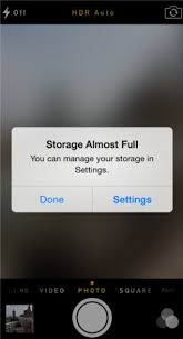 iphone cannot take photo how to get more space on your iphone se mobile fun blog