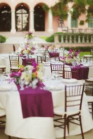 purple and white wedding purple white wedding reception elizabeth designs