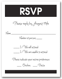 words for graduation cards rsvp vs regrets only what should you use on your invitations
