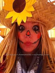 Scary Scarecrow Costume Not So Scary Woman U0027s Scarecrow Costume