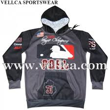 factory directly wholesale sublimated color custom hoodies