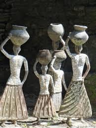 Rock Garden Chd Chandigarh Rock Garden Statues Picture Of The Rock Garden Of