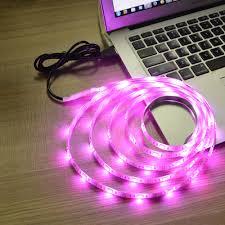 aliexpress com buy ruban usb led strip light 5m no waterproof