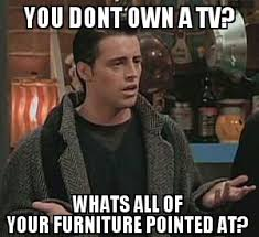 Friends Tv Show Memes - 7 decorating lessons we learned from friends photos gifs huffpost