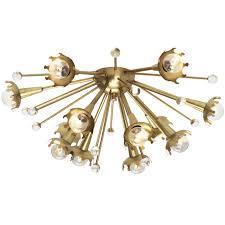 Flush Mount Chandeliers Sputnik Flush Mount Lamp Modern Lighting Jonathan Adler