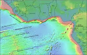 Ghana Africa Map Exploration For Cretaceous Stratigraphic Traps In The Gulf Of