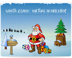 santa claus picture santa claus and christmas at santagames net