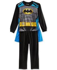 ame boys or boys 2 batman pajamas pajamas