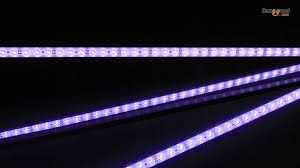 rigid led strip lights 50cm ip68 9w smd 7020 36led white led rigid strip waterproof dc