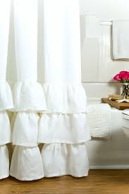 Ruffle Shower Curtain Uk - shower brilliant childrens shower curtains uk extraordinary