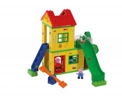 playbig bloxx peppa pig play house toy baby u0026 toddler