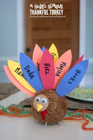 thanksgiving crafts thankful turkey c r a f t