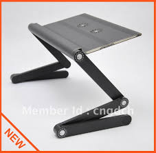 Laptop Stands For Desk by Exclusive Bedroom With Silver Modern Furniture And Folding Laptop