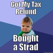 Tax Refund Meme - tax return car parts meme best car 2018