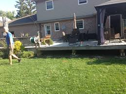 this guy turned his lawn into a swimmers heaven u2013 all with diy