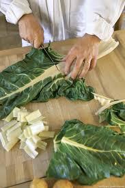 comment cuisiner des feuilles de blettes blette comment cuisiner les blettes régal